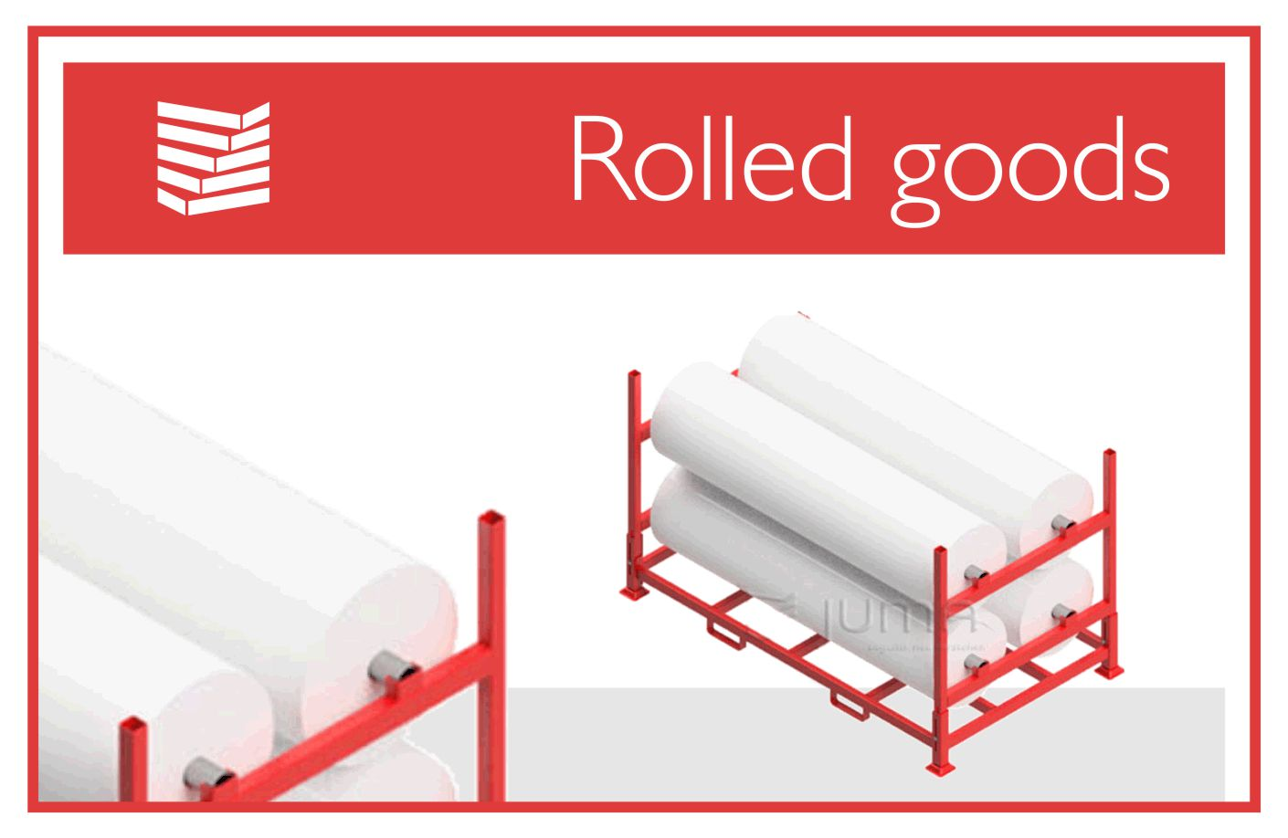 Rolled goods