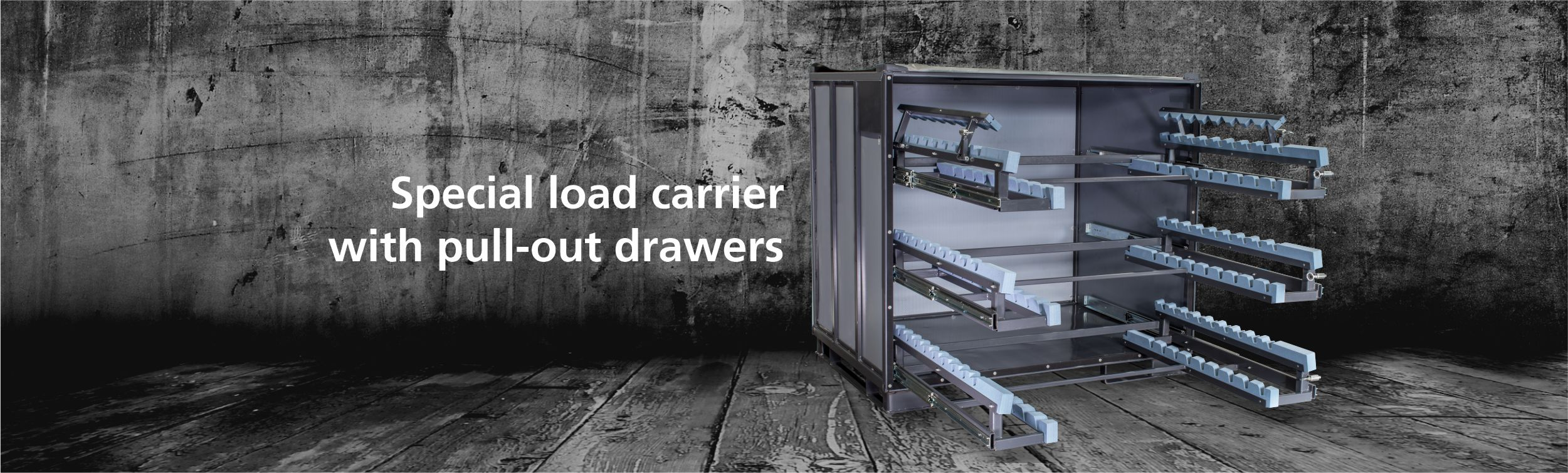 special_load_carrier_pull_out_drawers